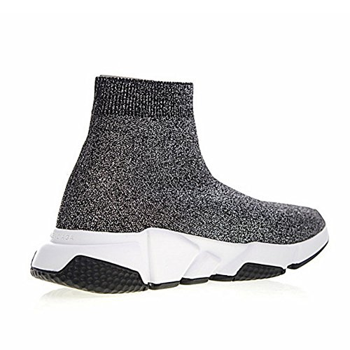 Mid Balenciaga Sneakers Ultra Runner Speedstretch Unisex Gebreide kZiPTuOX
