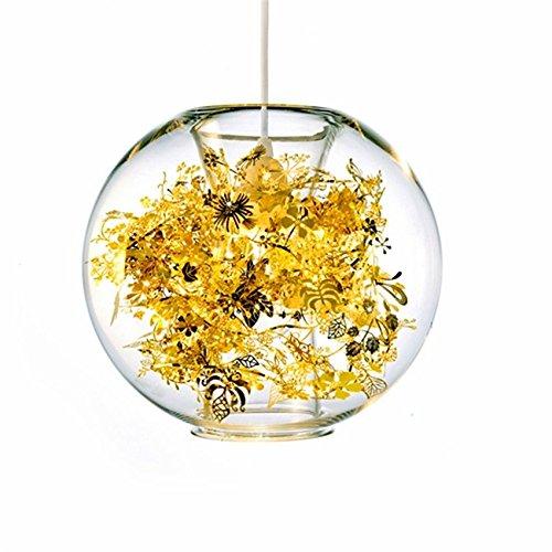 Flower Ball Pendant Light Shade in US - 2