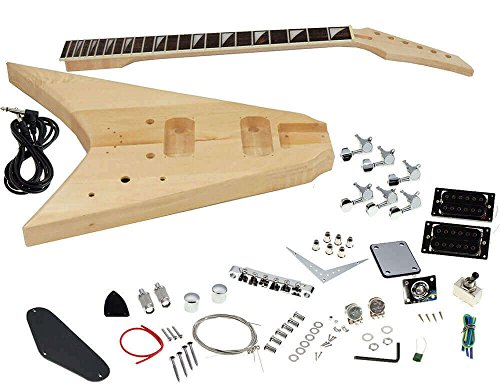 Solo FVK-15 DIY Electric Guitar Kit