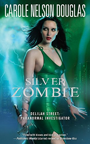 book cover of Silver Zombie