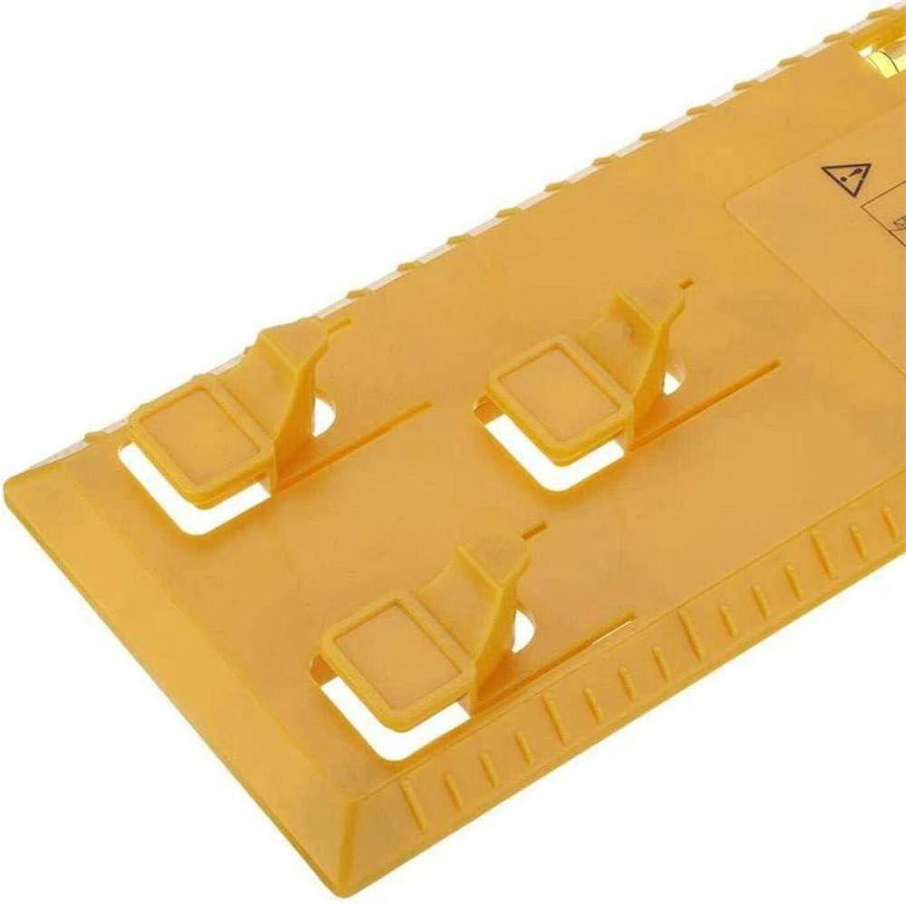 2pcs Aufh/ängungsmessung Markierungspositionswerkzeug Wasserwaage-Messwerkzeug Bilderrahmen-Aufh/änger DIY-Handwerkzeug Multifunktions-Nivellierlineal Bildaufh/ängevorrichtung zum Markieren