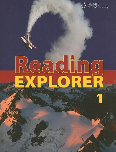 Reading Explorer 1: Explore Your World, by Nancy Douglas