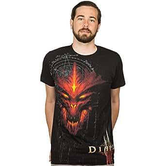 Diablo III Men's Special Edition Premium T-Shirt (Black, Small)
