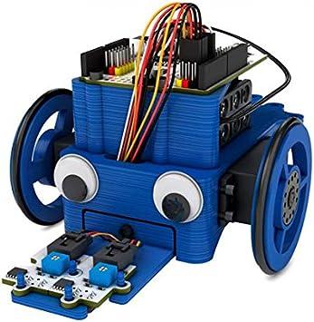 BQ PrintBot Solidario – Marco para kit de robótica, color azul ...