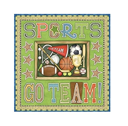 New Seasons Sports Memory Keeper Album 137042CH4