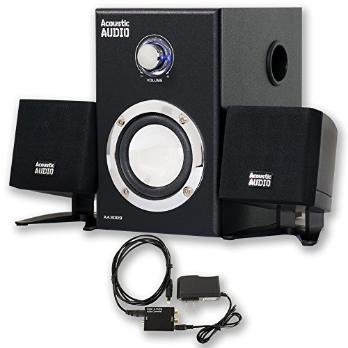 acoustic-audio-aa3009-powered-21-home-speaker-system-200w-with-optical-input-aa3009d