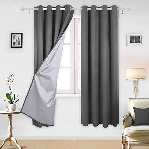 84 french door curtains - 6