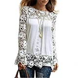 Womens Clothing Clearance,KIKOY Striped Casual Ladies Loose Long Sleeve Top