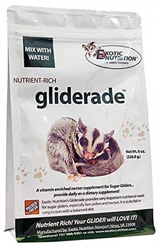 Gliderade Nectar 8 oz. (Sugar Glider Nectar - Shipping Nectar