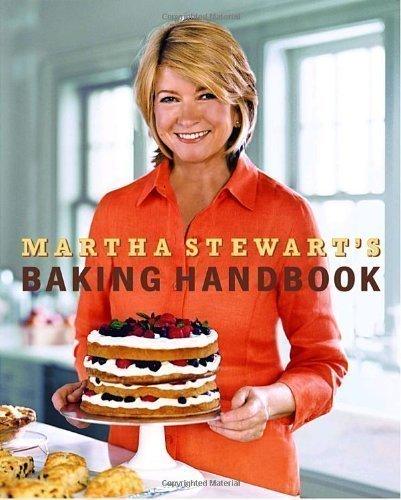 Martha Stewart's Baking Handbook (Hardcover)