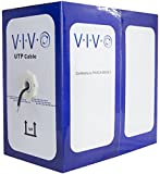 cat 6 ethernet cable 1000 ft - New 1,000 ft Cat6 Ethernet Cable / Wire 1,000ft Cat-6 Waterproof Outdoor / Direct Burial / Underground ~ VIVO (CABLE-V007)
