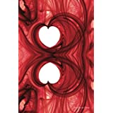 Journal Your Life's Journey: Fractal Heart, Lined Journal, 6 x 9, 100 Pages
