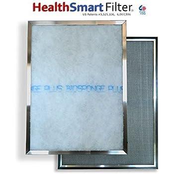 Amazon Com Healthsmart 19 X 19 Ac Filter Furnace Filter