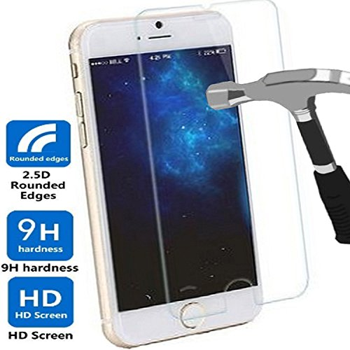 iPhone 6 Screen Protector, Case Impact Tempered Glass Screen Protector for iPhone 6 (4.7)