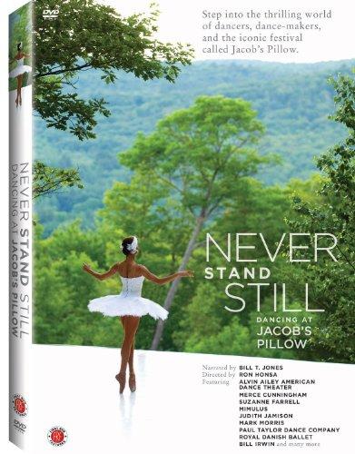 Never Stand Still: Dancing at Jacob's Pillow (Pillows Jamison)