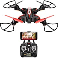 DoDoeleph Syma X56W RC Drone Foldable Quadcopter With HD Wifi Camera