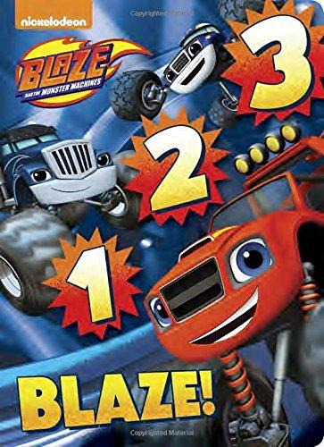 1 2 3 Blaze! (Blaze and the