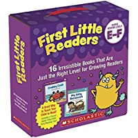 First Little Readers Parent Pack Level E & F: 16 Irresistible Books That Are Just the Right Level for Growing Readers