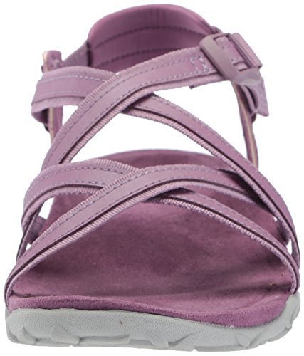 Sandal Sport Terran Merrell Women's Ari Very Lattice Grape qgOxw7U