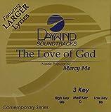 : Love Of God [Accompaniment/Performance Track]