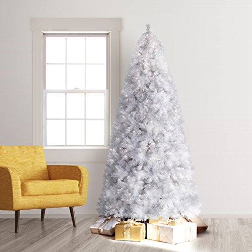 Pre Lit Christmas Tree Fuses: 7 Best Pre Lit White Christmas Trees 2019 • Absolute Christmas