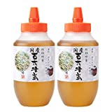 Honey shop [Kano bee] domestic Hundred Flowers Honey 1000g (1kg) pure honey of X2 this ripe (pointy container)