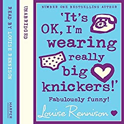 Confessions of Georgia Nicolson (2) – 'It's OK, I'm wearing really big knickers!'