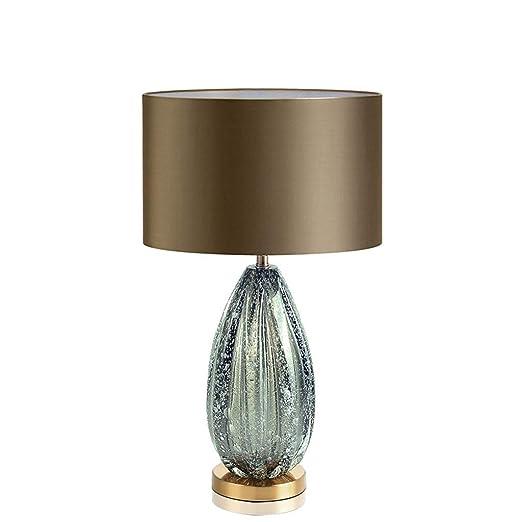 Mesita de noche lámpara de escritorio Mesita de noche LED Lámpara ...