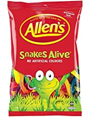 ALLEN'S Snakes Alive Bulk Bag Lollies 1.3kg