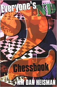 Book Everyone's Second Chess Book June 1, 2000