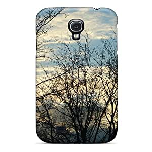 High Grade AleighasZelaya Flexible Tpu Case For Galaxy S4 - Into The Sky