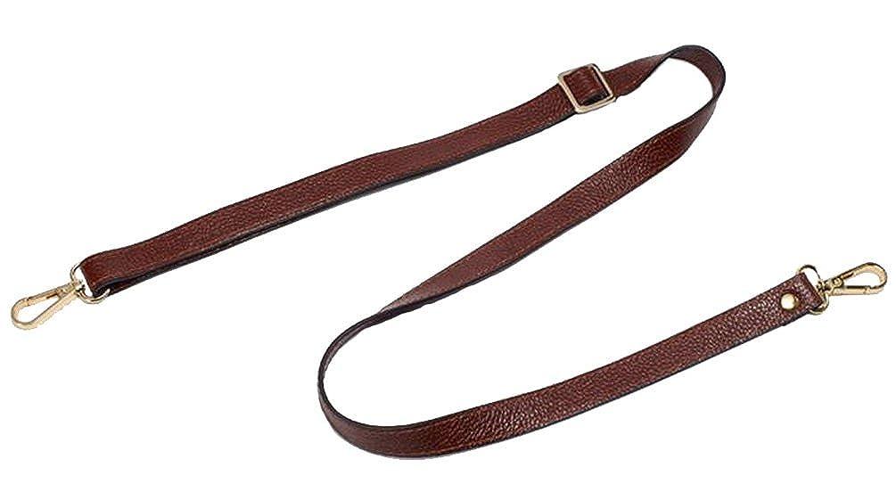 18MM Width Leather Adjustable Length Replacement Cross Body Purse Handbag Bag Shoulder Bag Wallet Strap