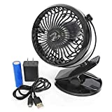 Best Home Comforts AC Adapters - Kyoga Kool Black Portable USB Personal Fan, Review