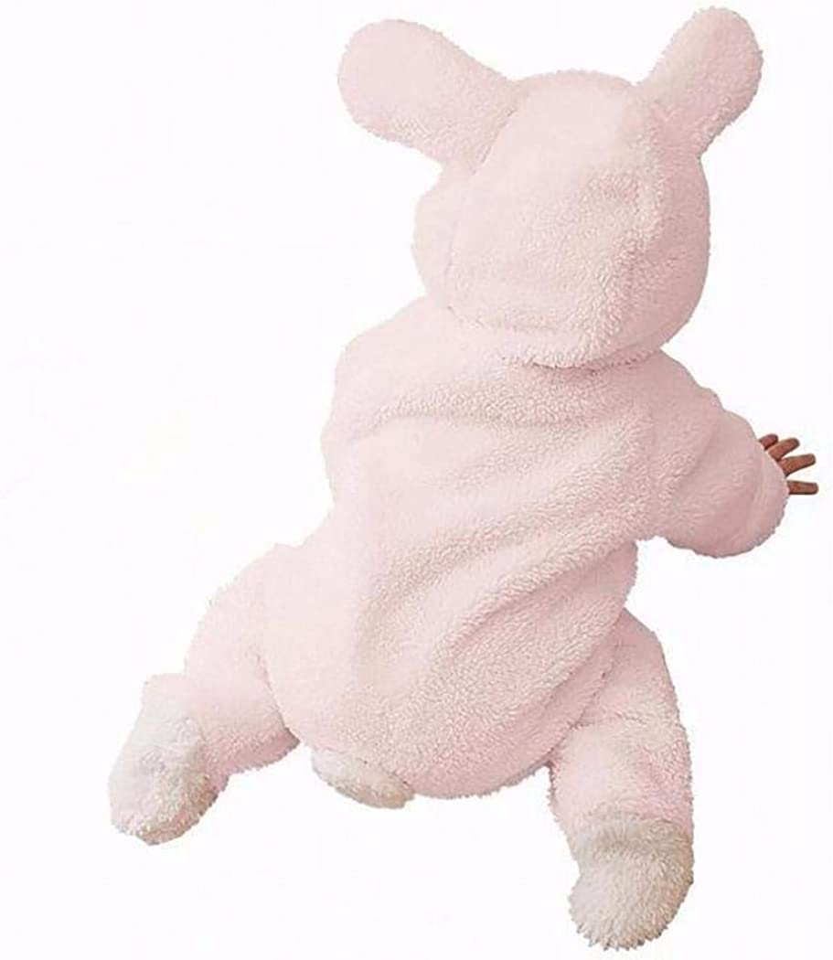 Cute Pig Cute Baby Tightly Casual Short-sleeved Climbing ClothesPink