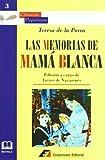 img - for Las memorias de Mam  Blanca book / textbook / text book
