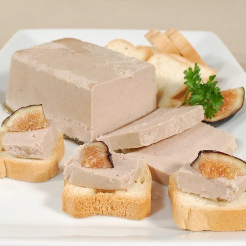 - Duck Mousse with Port Wine - 3.2-3.6 Lbs