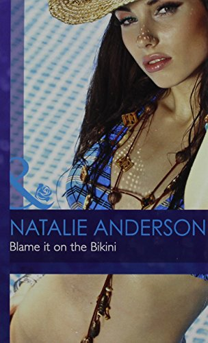 book cover of Blame it on the Bikini