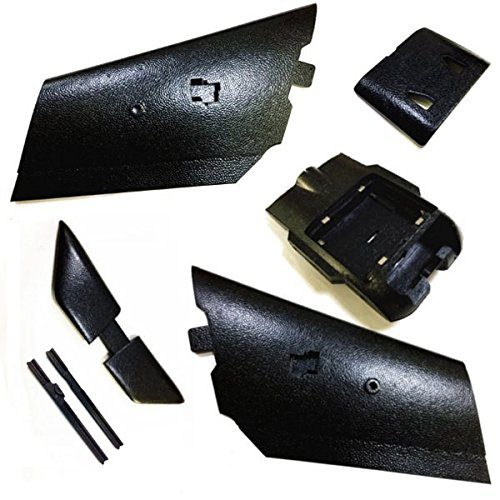 Reptile S800 SKY SHADOW 820mm FPV Flying Wing Spare Part EPP Foam Part Fuselage Set