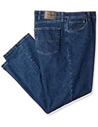 Men's Big & Tall Regular Fit Comfort Flex Waist Jean