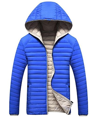 Down Warm Outwear zip Mens As1 Lightweight Hooded Parka Oversize AngelSpace Full R7wqcO