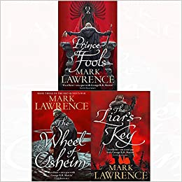 6dc858c7b5230 Red Queen's War collection 3 books Box set with Giftjournal by mark ...