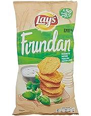 Lay'S Fırından Yoğurt Mevsim Yeşillikleri Süper Boy Patates Cipsi, 96 Gr.