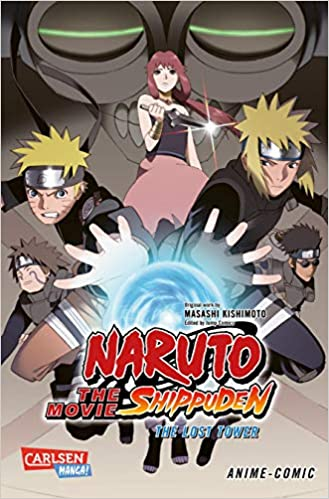Naruto the Movie: Shippuden - Lost Tower: Movie 7: Amazon.es ...