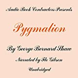 """Pygmalion"" av George Bernard Shaw"