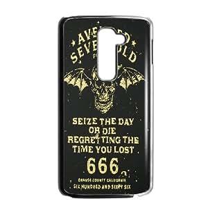 LG G2 Cell Phone Case Black Avenged Sevenfold xsrp