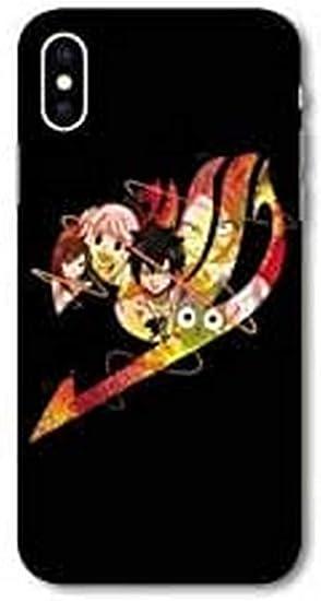Cokitec Coque pour Wiko Y80 Manga Fairy Tail Logo Noir: Amazon.fr ...