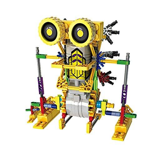 Joylish 125 Pcs Robotics Building Kits For Kids Electric Educational