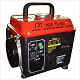 1000W 2.0 HP Gasoline Generator w CARB Approved Design & 1.2 Gal...