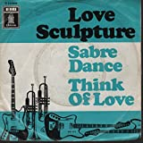 sabre dance / think of love 45 rpm single