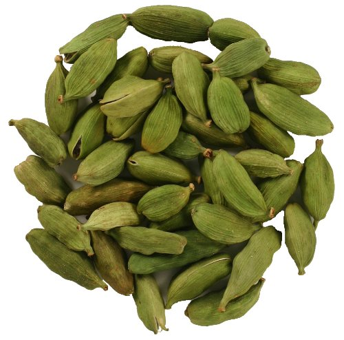 Frontier Cardamom Pods, Green, Whole, 16 Ounce Bag by Frontier (Image #2)